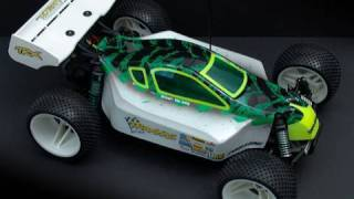 \BACKSLASH - World's 1st Traxxas Slash 1:8th buggy conversion!