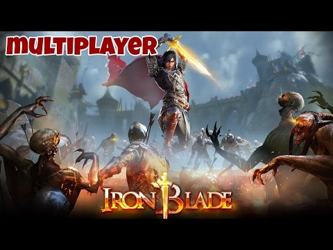 Iron Blade: Medieval Legends RPG (by Gameloft) - iOS / Android - Multiplayer Gameplay