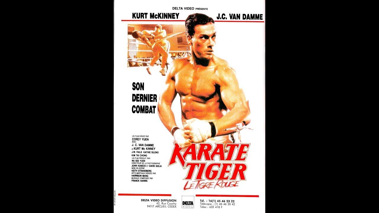 Karate Tiger Filme