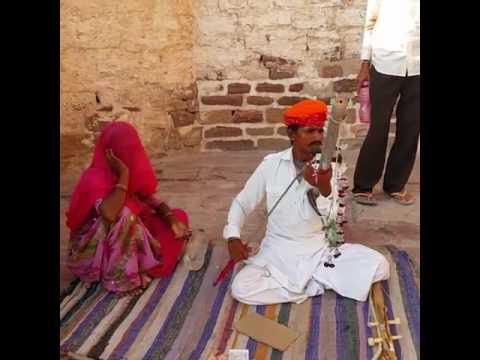 Ghani Ghani khama Mara ajmal ji, Rajasthani marwadi bhajan, ravanhatta, folk music, मारवाडी भजन 2017