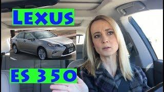 Lexus ES 350 Review