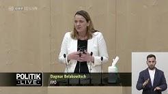 Dagmar Belakowitsch - Erklärung des Finanzministers zur Corona-Krise - 20.3.2020