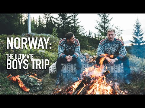 REMOTE NORWAY: ULTIMATE BOYS TRIP