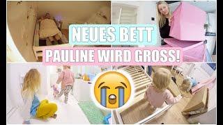 Pauline bekommt ihr großes Bett | Spielzeug Chaos | TV Verbot | Isabeau