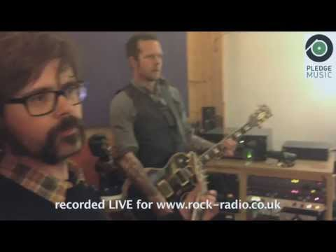 Colour Of Noise - live in session for Rock Radio UK