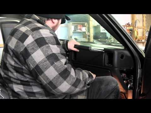 HOW TO: 2003 Chevy Silverado Dash Install Part 2