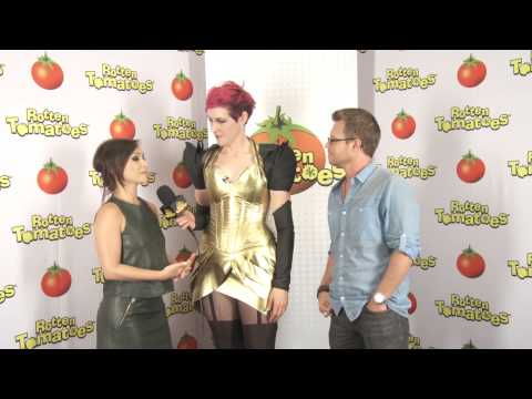 See No Evil 2  Danielle Harris & Kaj Erik Eriksen at Comic Con 2014