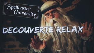 DECOUVERTE - SPELLCASTER  UNIVERSITY (Gestion d'école de sorcier)