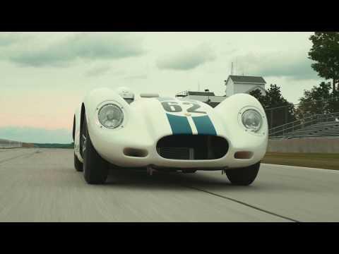 1958 Lister-Jaguar 'Knobbly' // Lot F75 // Mecum Monterey 2017