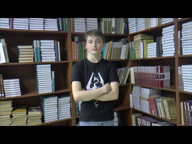 Изображение предпросмотра прочтения – АндрейХацанович читает произведение «Птичка» А.С.Пушкина