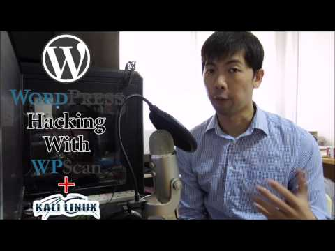 Hacking Wordpress Websites With WPScan and Kali Linux