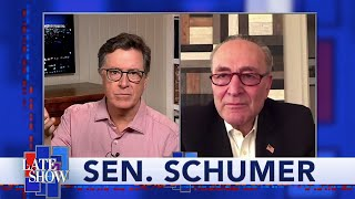 Sen. Schumer: I Would Call Dr. Birx & Dr. Fauci Before Congress, Without Trump Hovering Over Them