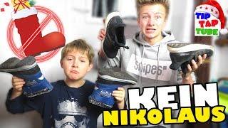 😥 Wenn man KEINE Nikolaus Geschenke bekommt 😱Nikolaus Vlog 🎅 TipTapTube😁Familienkanal 👨👩👦👦