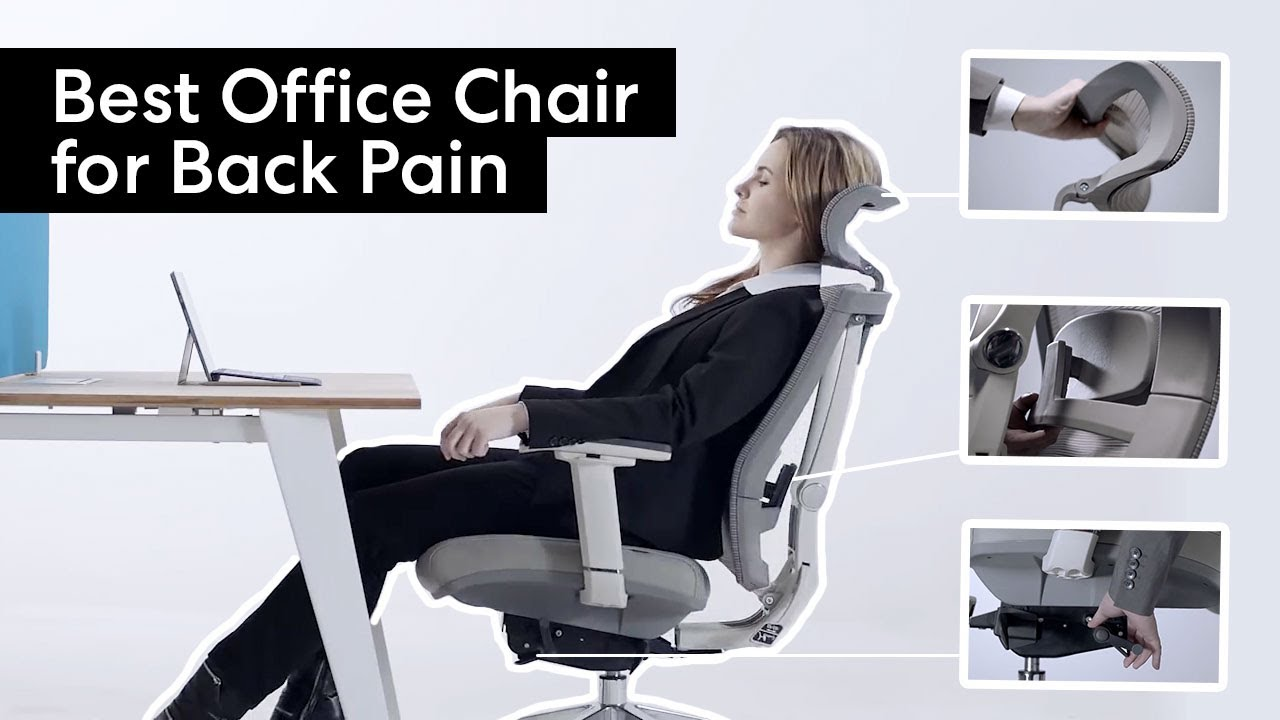 The 6 Best Ergonomic Office Chairs 6 + Editors Pick