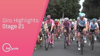 Check out highlights from stage 21 of the 2018 giro d'italia. subscribe for more incycle: https://www./incycletv
