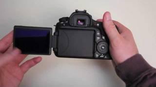 Canon 60D Unboxing