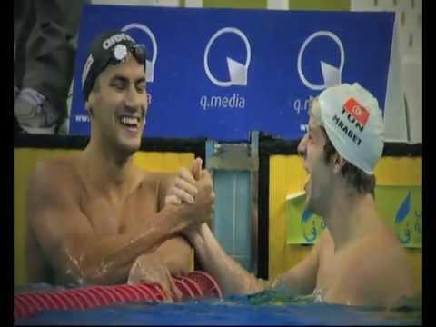 Doha 2011 Arab Games Swimming Highlights