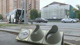 Три аварии с пассажирскими автобусами произошли за сутки в России.