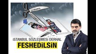 """Ne dedi Başkan """"İstanbul Sözleşmesi nas değil""""  Sesli Makale"""