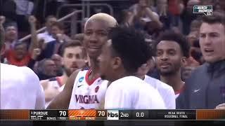 UVA/Purdue Voice Over clip Vern Glenn KPIX 11pm Sports