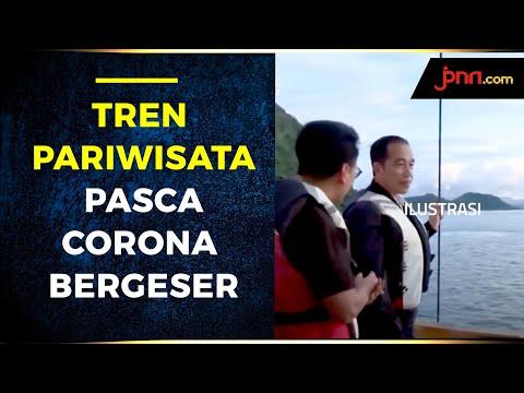 Tren Pariwisata Bergeser, Jokowi: Harus Ada Tatanan Baru