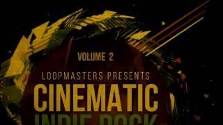 Cinematic Indie Rock Vol 2 - Cinematic Samples & Loops - Loopmasters Samples