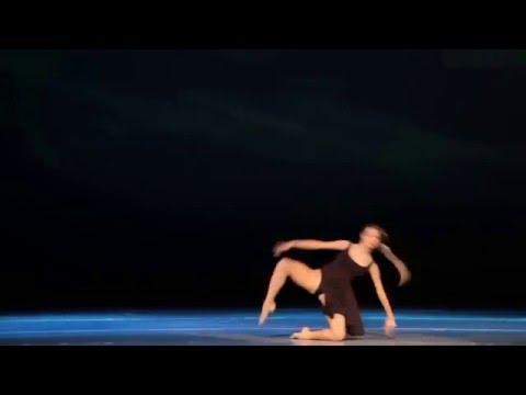 """И. Дорн, """"Не улетай"""", хореография Д. Залесского"""