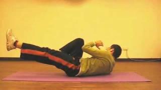 永和貝倫思瑜珈律動教室-A Ben老師-Abs腹肌訓練