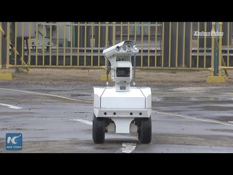 China Turns To AI, Robots In Coronavirus Control