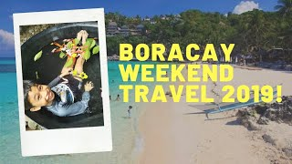 BORACAY VLOG:  DAY 1-2 | featuring Cocoloco Boracay Beach Resort, and Bamboo Restaurant and Tours