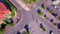 Bondy vue du ciel par drone - Avril 2020