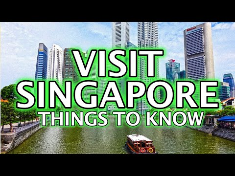 Things To Know About Visiting Singapore 2020