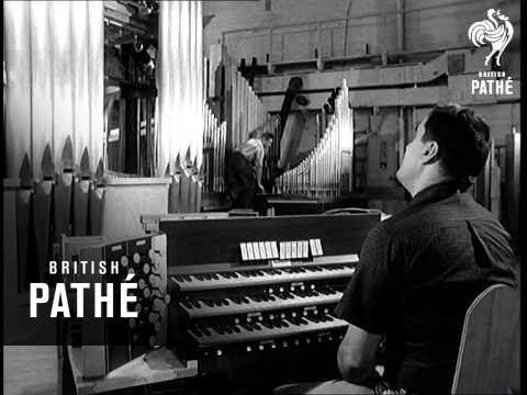 New Organ Tunes Up (1964)