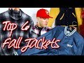 TOP 6 FALL JACKET STYLES EVERY GUY NEEDS!
