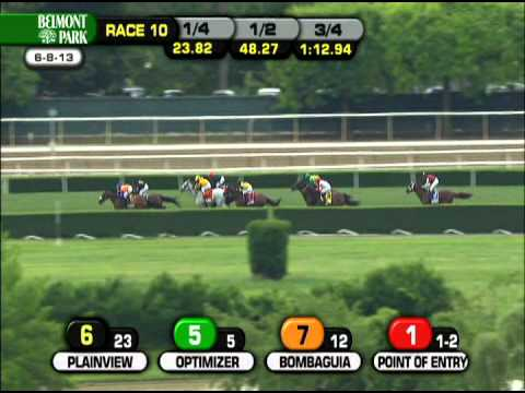Point of Entry - Woodford Reserve Manhattan H. (G1)
