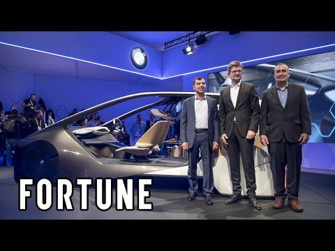 Intel To Buy Mobileye: A $15 Billion Mistake? I Fortune