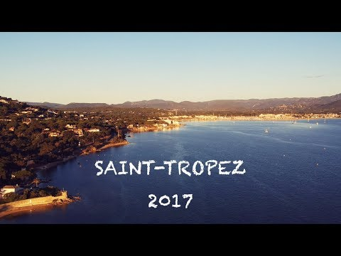 Saint-Tropez 2017 (DJI Spark)
