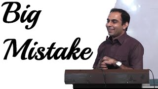 Big Mistake | Qasim Ali Shah | Urdu/Hindi | WaqasNasir