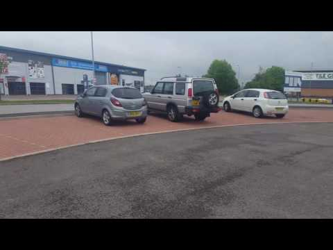 Business Park Car Bay Cleaning