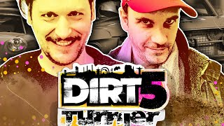 Dirt 5: Die Turnier-Revanche | Simon vs. Dennis vs. Denzel vs. Krogi