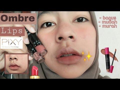tutorial-ombre-lips-w/-pixy-lip-cream