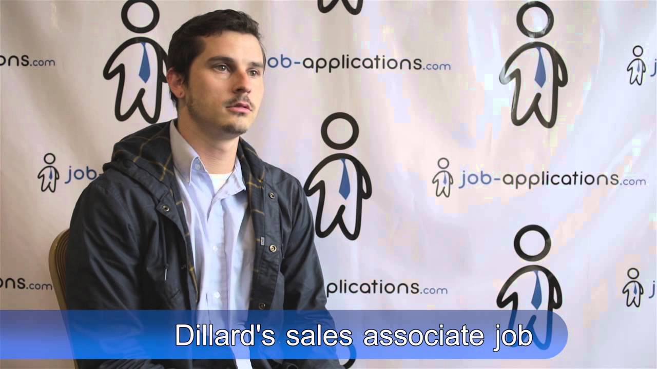 dillard s application jobs careers online