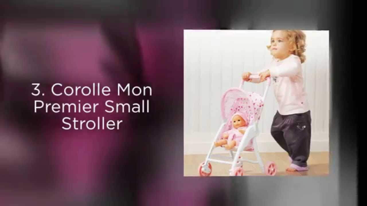 Best Baby Doll Strollers - 2015 Top 5 List - YouTube