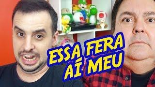Video EU APRENDI A IMITAR O FAUSTÃO! ft. Ed Gama download MP3, 3GP, MP4, WEBM, AVI, FLV Desember 2017