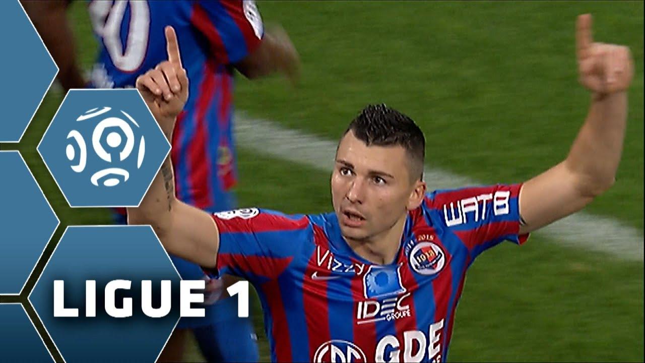 FCN: But Mathieu DUHAMEL (24') / SM Caen