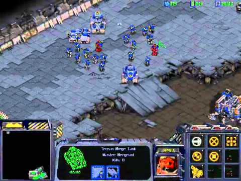 Download Starcraft Original Campaign Episode I: Terran 10 - The Hammer Falls (1/3)
