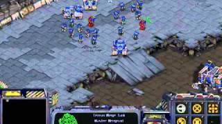 Starcraft Original Campaign Episode I: Terran 10 - The Hammer Falls (1/3)