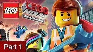 We Play: The Lego Movie Video Game - Intro - Part 1 (Xbox One Walkthrough)