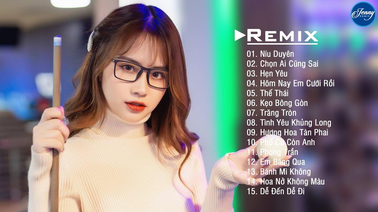 NHẠC TRẺ REMIX 2021 HAY NHẤT HIỆN NAY - EDM Tik Tok JENNY REMIX - Lk Nhạc Trẻ Remix 2021 Cực Hay