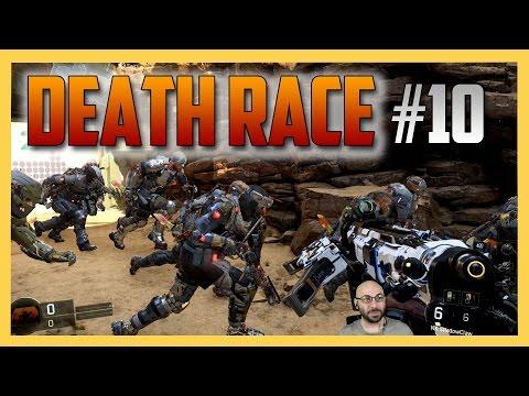 Death Race #10 - JUST RUN. (Black Ops 3) | Swiftor